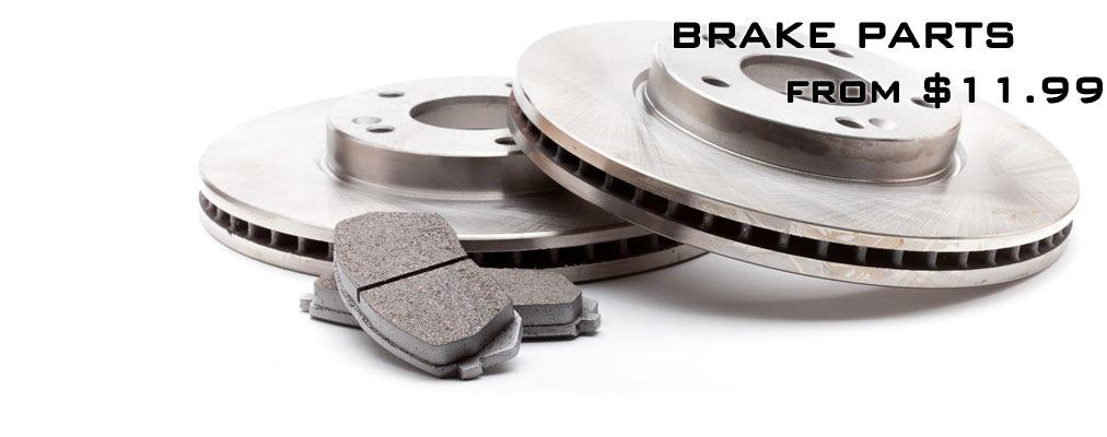 autopartsway.com Brake parts from $11.99